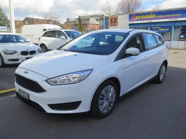 estate Ford Focus 1.0 SCTi Trend