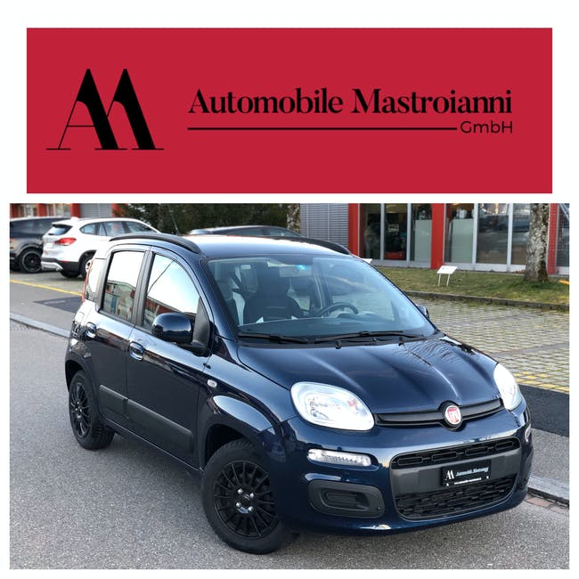 saloon Fiat Panda 1.2 69 Easy