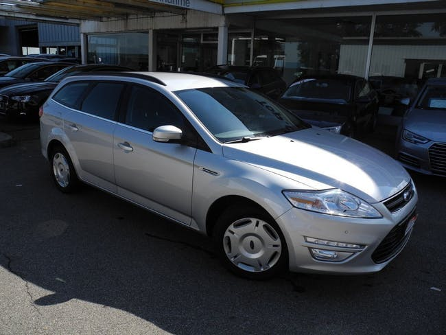 estate Ford Mondeo 2.0 TDCi 16V Winner PowerShift