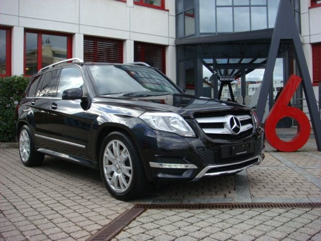 suv Mercedes-Benz GLK-Klasse GLK 250 BlueTEC 4Matic 7G-Tronic