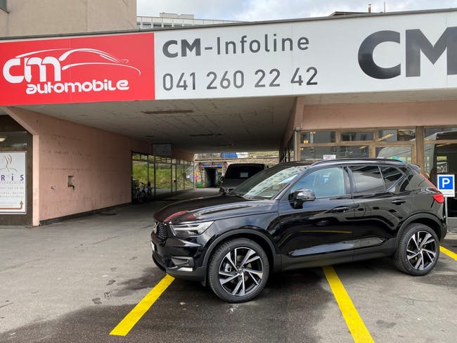 suv Volvo XC40 T4 AWD R-Design Geartronic