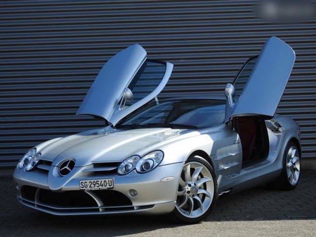 coupe Mercedes-Benz SLR McLaren 34'500km 06.2004