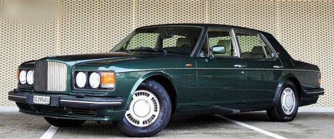 saloon Bentley Turbo R 72'100km 05.1992