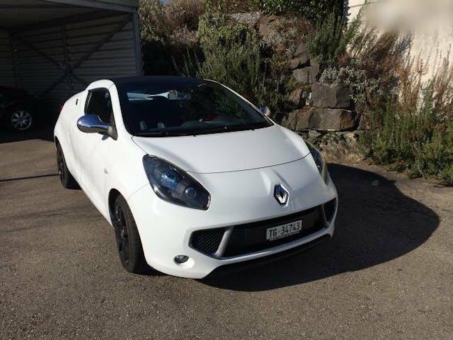 cabriolet Renault Wind 1.2 16V
