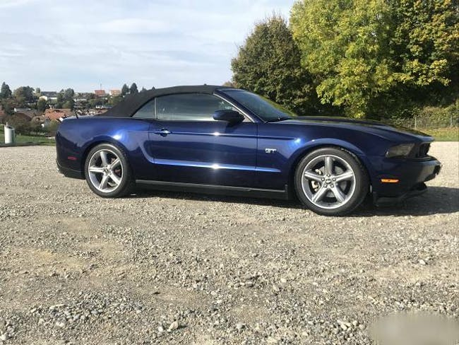 cabriolet Ford Mustang V8 Mustang Cabi, der Sommer kommt bestimmt ;-)