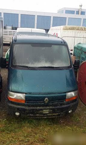 bus Renault Master 2,2 DCI Bus mit Klima 9plätze