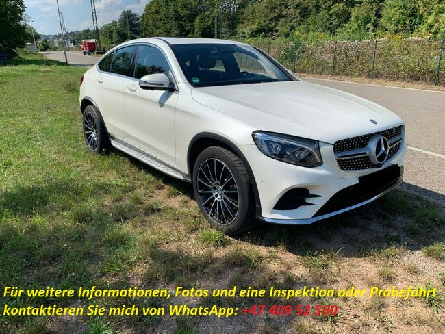 suv Mercedes-Benz GLC-Klasse GLC 250 d AMG Line 4m