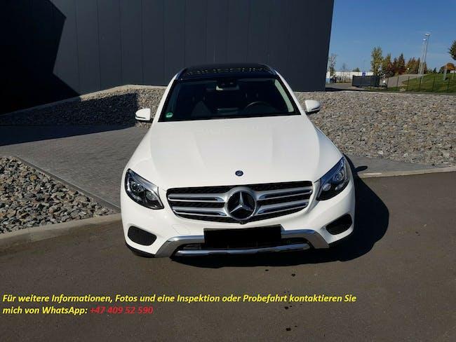 suv Mercedes-Benz GLC-Klasse GLC 250 d 4m