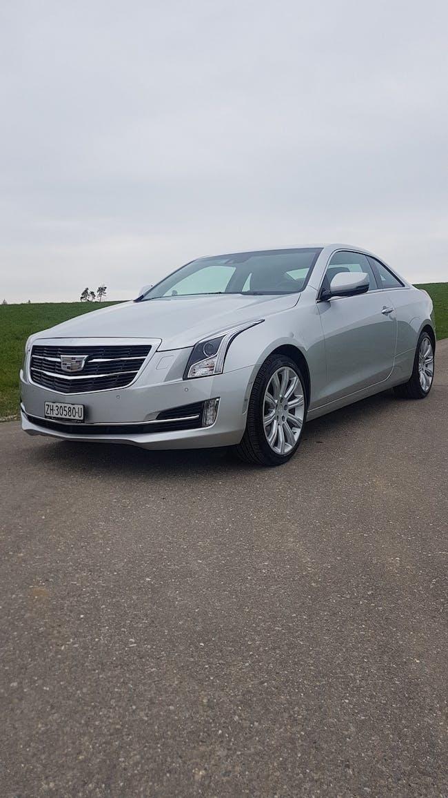coupe Cadillac ATS Coupé 2.0 T Premium AWD