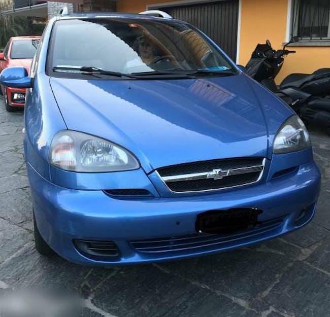 van Chevrolet Tacuma 1.6 B04