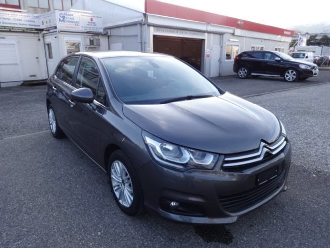 saloon Citroën C4 1.2 Pure Tech Feel