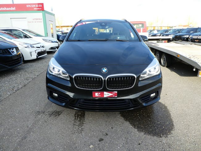van BMW 2er 218d Active Tourer Sport Line