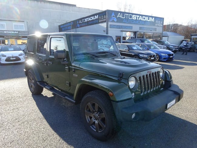 suv Jeep Wrangler 2.8CRD Unlimited 75th Anniversary Automat