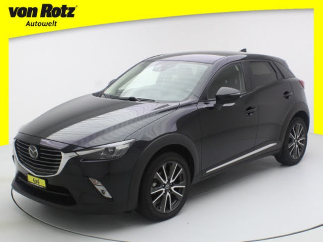 suv Mazda CX-3 1.5 D Revolution AWD