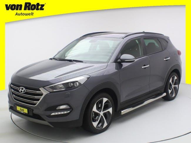 suv Hyundai Tucson 1.6 TGDI Launch4WD