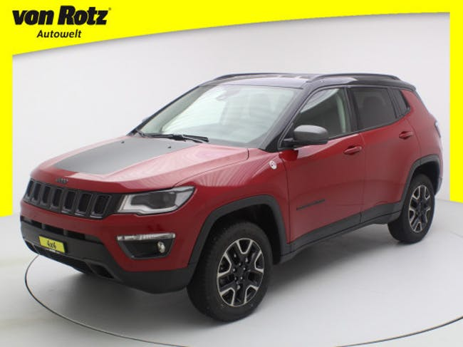 suv Jeep Compass 2.0CRD Trailh.AWD