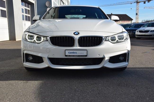 saloon BMW 4er 420i Gran Coupé M Sport