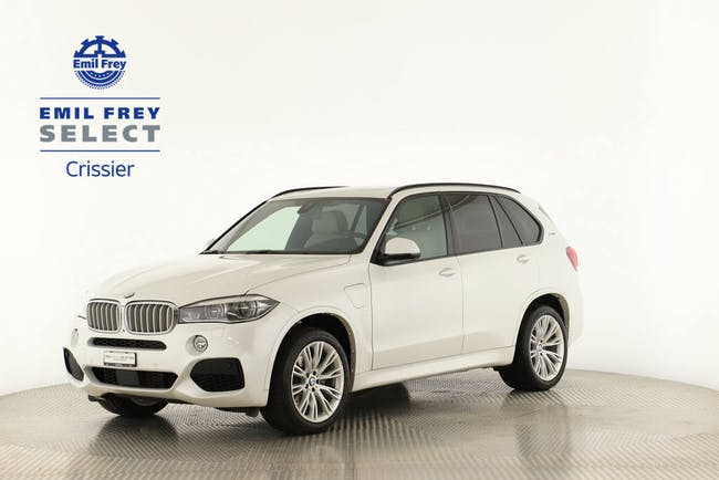 suv BMW X5 40e xDrive paddles