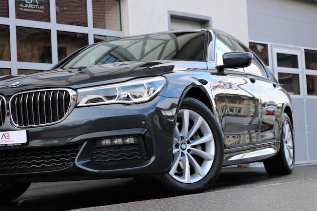 saloon BMW 7er 740d xDrive M-Sportpaket Steptronic