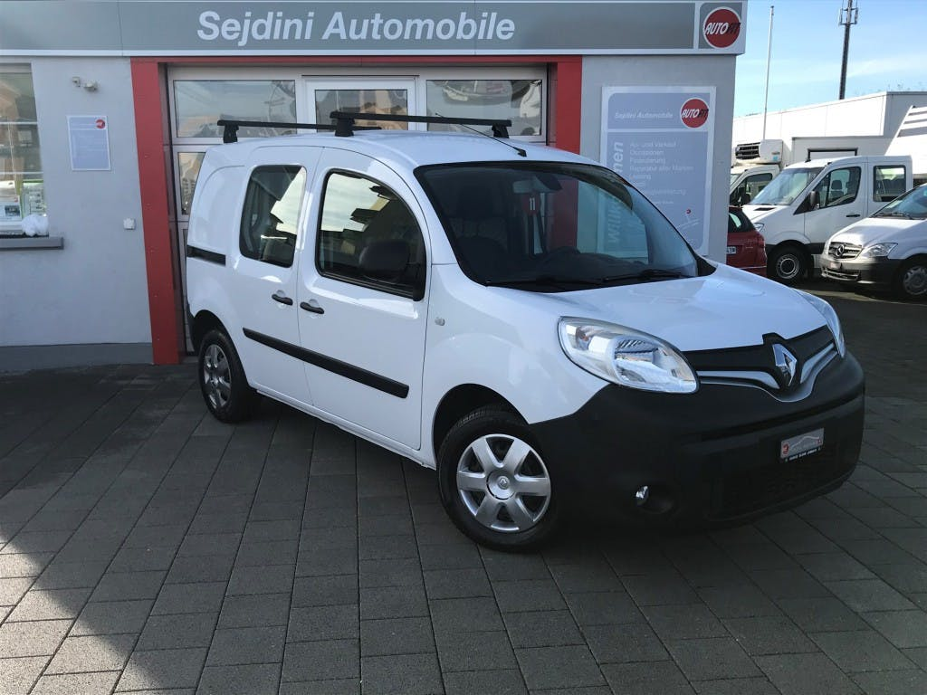 van Renault Kangoo Medium TCe 115 ENERGY Business