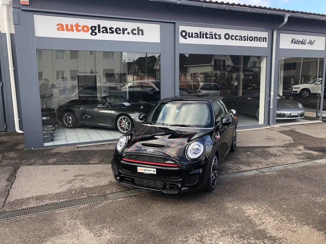 saloon Mini Mini Cooper John Cooper Works Steptronic