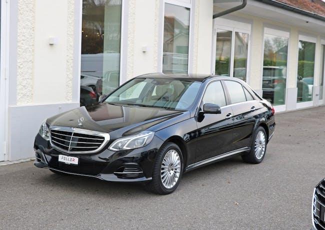 saloon Mercedes-Benz E-Klasse E 400 Elégance 4Matic 7G-Tronic
