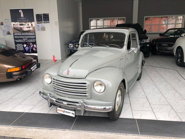 saloon Fiat 500 C Topolino