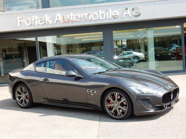 sportscar Maserati GranCabrio/Granturismo GranTurismo Sport