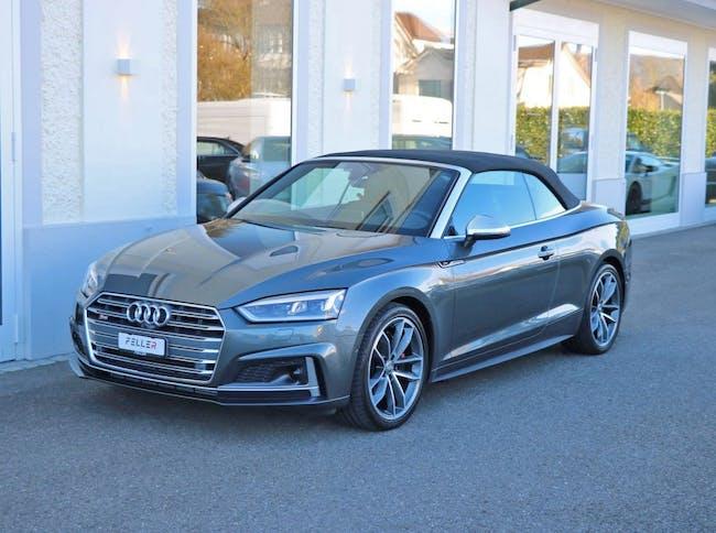 cabriolet Audi S5 Cabriolet 3.0 TFSI quattro tiptronic