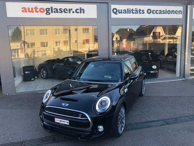 saloon Mini Mini Cooper S Steptronic