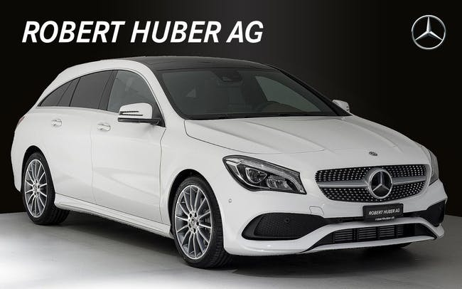 estate Mercedes-Benz CLA-Klasse CLA Shooting Brake 250 AMG Line 4Matic 7G-DCT