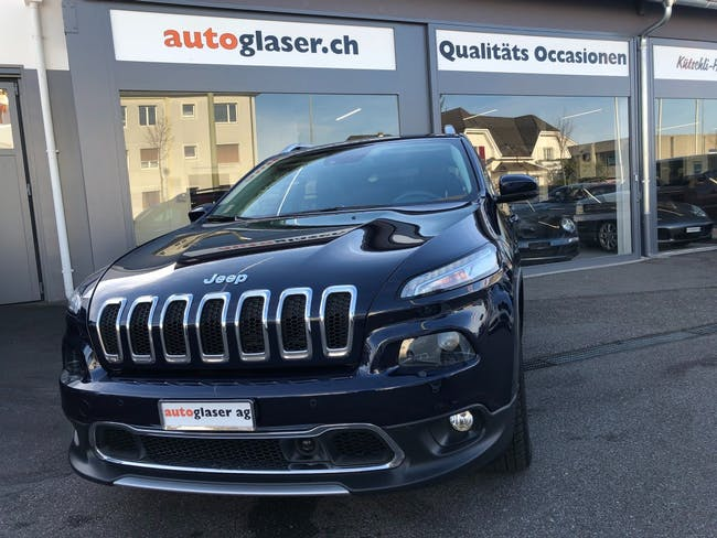 suv Jeep Cherokee 3.2 Limited AWD 9ATX