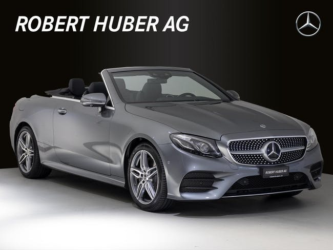 cabriolet Mercedes-Benz E-Klasse E 200 Cabriolet AMG Line 4 Matic 9G-Tronic