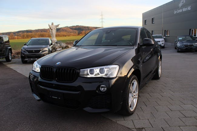 suv BMW X4 xDrive 20d Steptronic