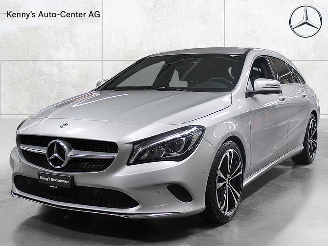 estate Mercedes-Benz CLA-Klasse CLA 220 d Urban Shooting Brake