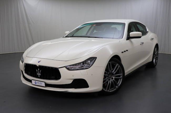 saloon Maserati Ghibli 3.0 V6 S Q4