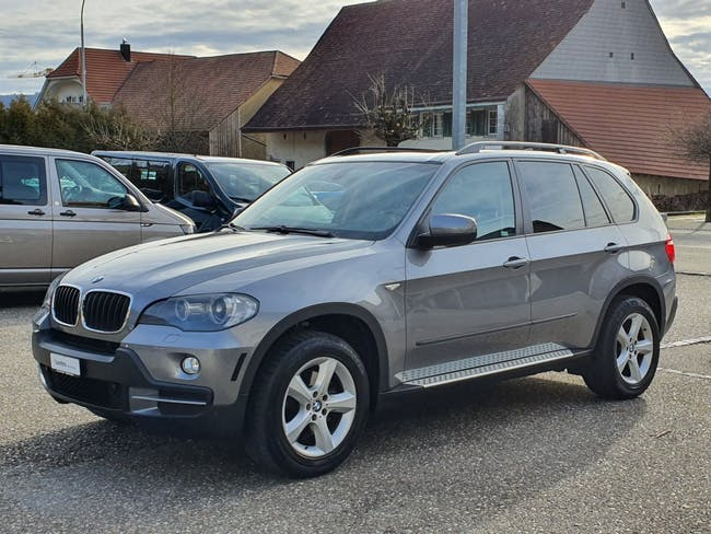 suv BMW X5 xDrive 30i (3.0si) Steptronic