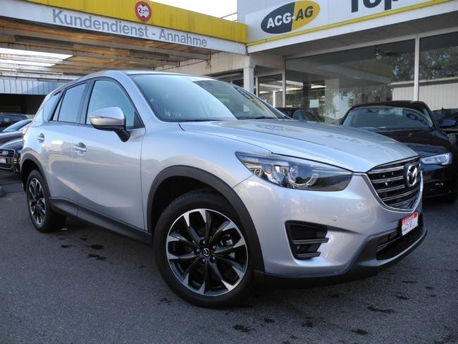 suv Mazda CX-5 2.2 D HP Revolution AWD