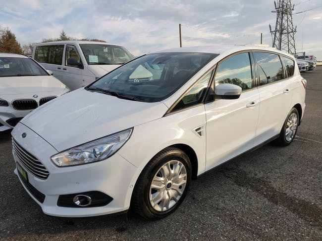 van Ford S-Max 2.0 TDCi Trend PoweShift