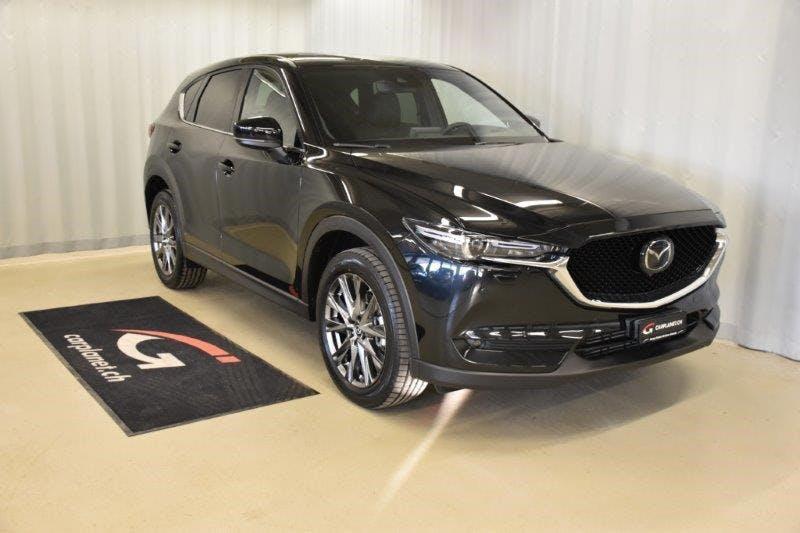 suv Mazda CX-5 2.5 Revolution AWD