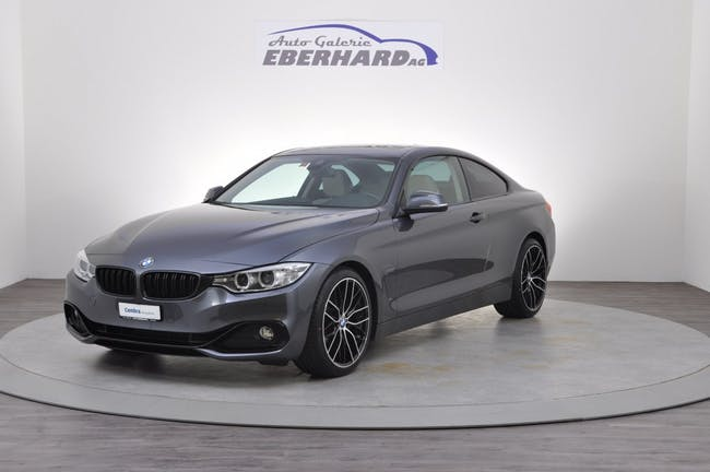 coupe BMW 4er 420i Coupé xDrive Sport Line Steptronic