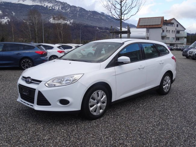 estate Ford Focus Station Wagon 1.0i EcoB