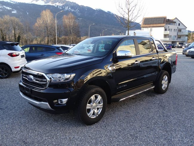 suv Ford Ranger DKab.Pick-up 2.0 EcoBlue 4x4 Limi