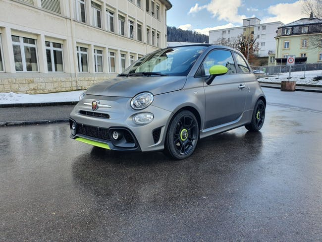 saloon Fiat 500 595C 1.4 16V Turbo Abarth Pista