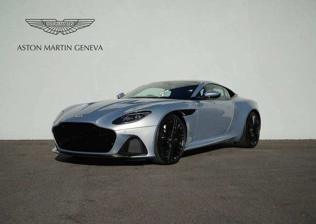 sportscar Aston Martin DBS Coupé Superleggera