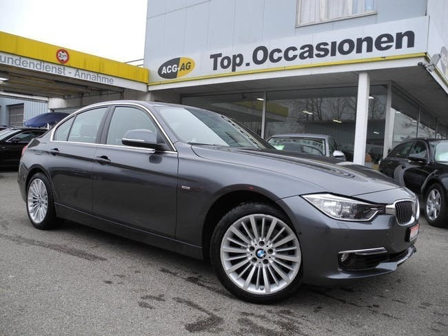 saloon BMW 3er 328i xDrive Luxury Line Steptronic