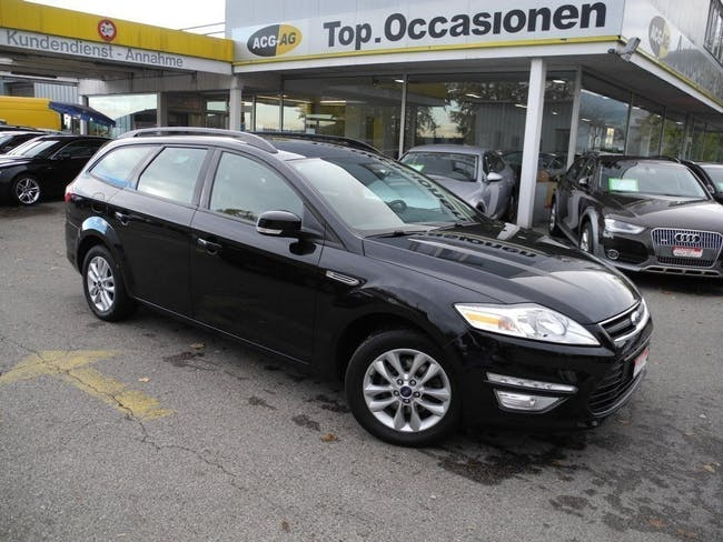 estate Ford Mondeo 2.0 TDCi 16V Titanium PowerShift