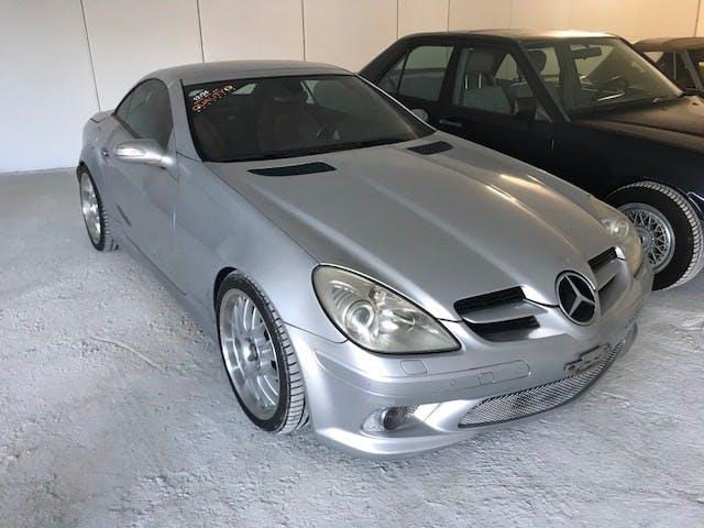 cabriolet Mercedes-Benz SLK 350