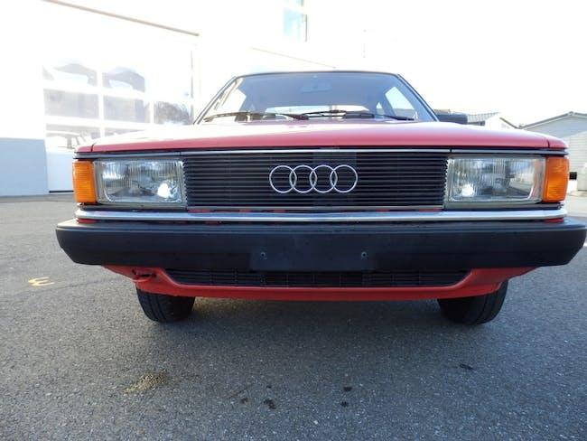 saloon Audi 80 1.6 CL/SC (LS)