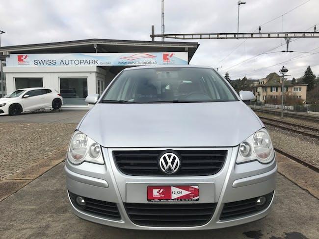 saloon VW Polo 1.2 12V Comfortline